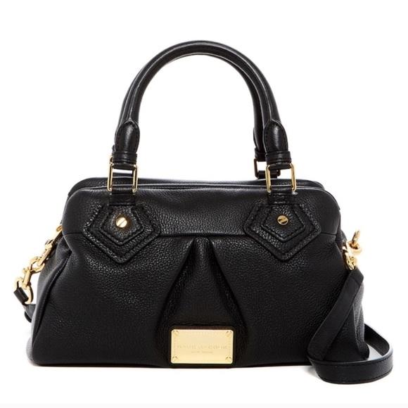Marc Jacobs Handbags - Marc Jacobs Classic Leather Satchel